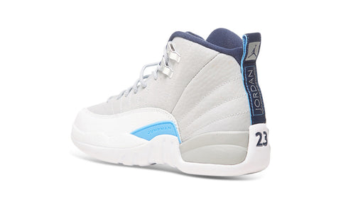 AIR JORDAN 12 UNIVERSITY BLUE GS