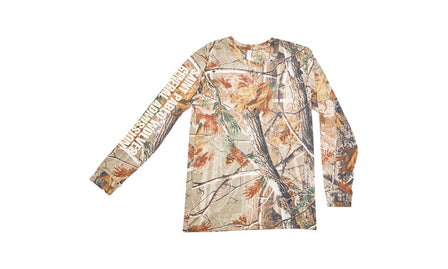 SAINT PABLO WOLVES CAMO LONG SLEEVE LOS ANGELES