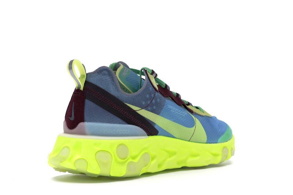 635bcc60e8f03c NIKE REACT ELEMENT 87 UNDERCOVER LAKESIDE NIKE REACT ELEMENT 87 UNDERCOVER  LAKESIDE