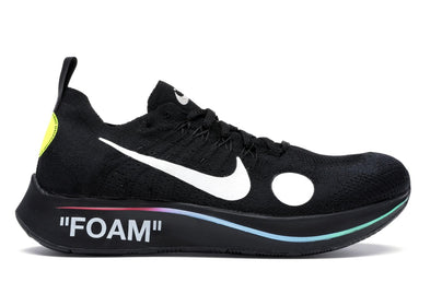 NIKE x OFF WHITE ZOOM FLY MERCURIAL BLACK