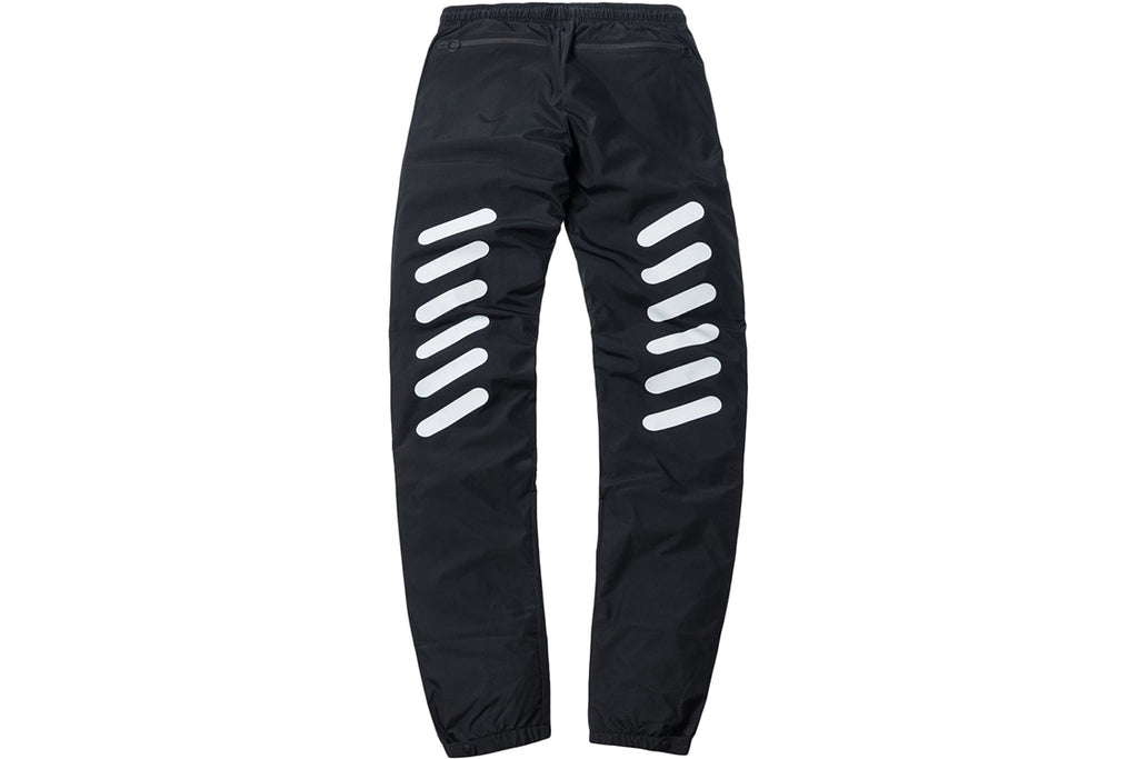 NIKE x OFF WHITE MERCURIAL FB PANTS BLACK