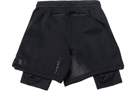 NIKE x OFF WHITE MERCURIAL SHORTS BLACK