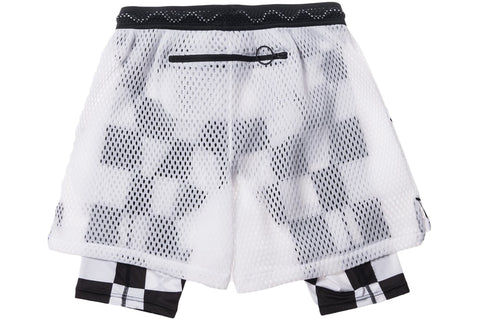 NIKE x OFF WHITE MERCURIAL SHORTS WHITE