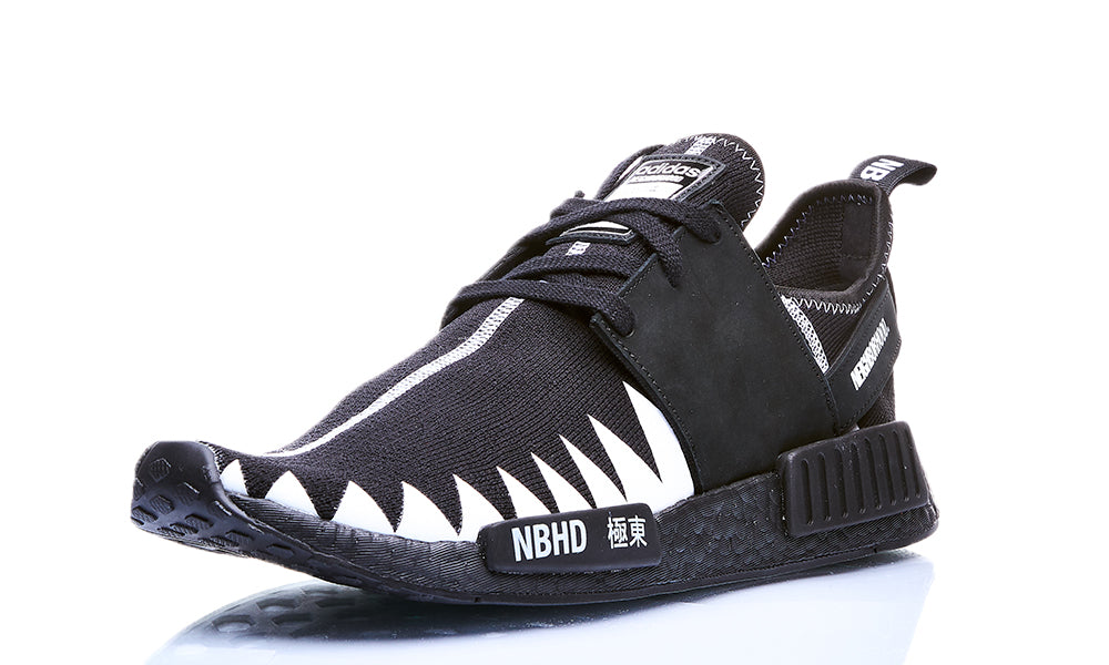 ADIDAS X NEIGHBORHOOD NMD CORE BLACK
