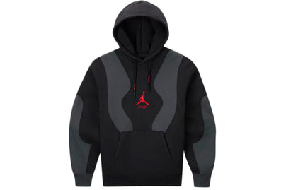 AIR JORDAN OFF-WHITE HOODIE BLACK