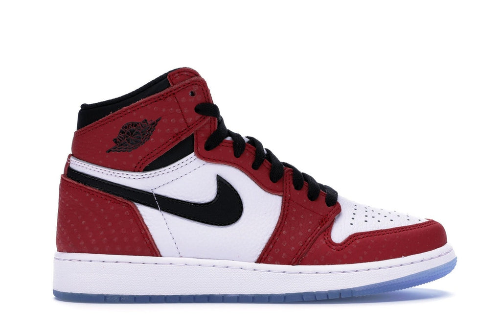 AIR JORDAN 1 SPIDER-MAN ORIGIN STORY GS