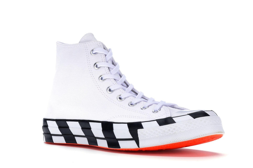 CONVERSE CHUCK TAYLOR ALL-STAR HI OFF WHITE