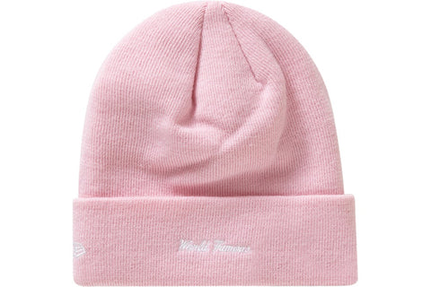 SUPREME NEW ERA BANDANA BOX LOGO BEANIE PINK