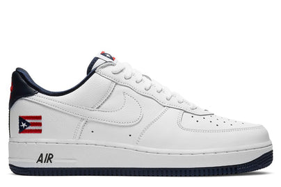 NIKE AIR FORCE 1 LOW RETRO PUERTO RICO (2020)
