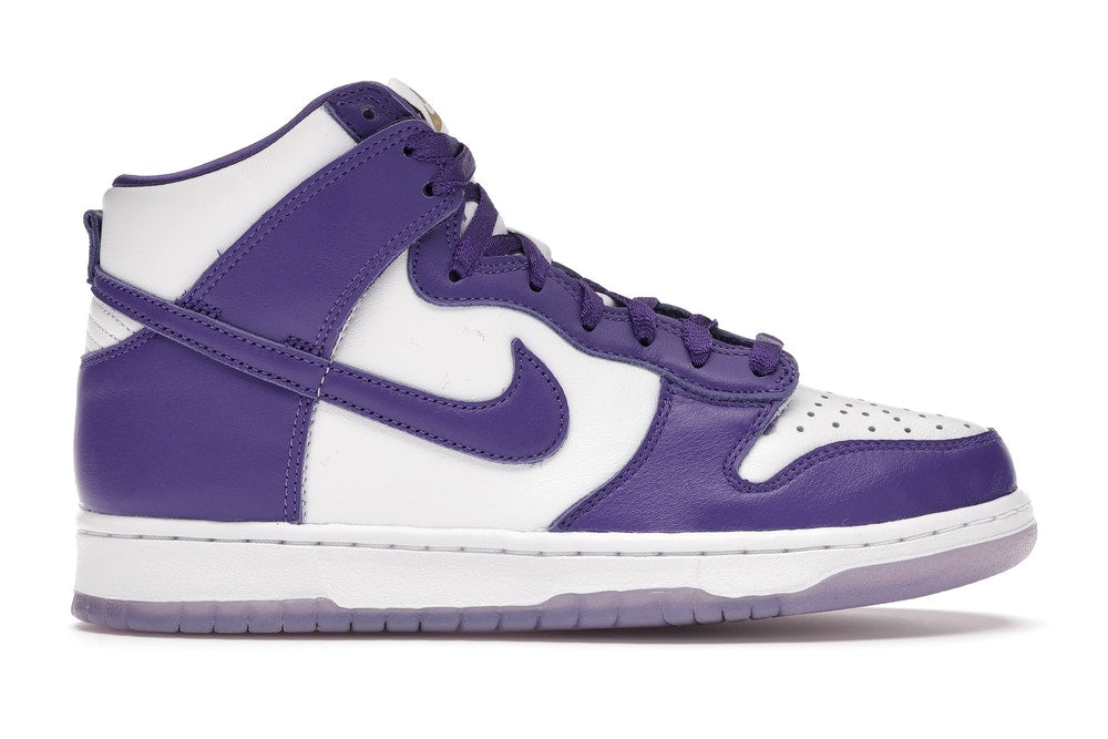 NIKE DUNK HIGH SP VARSITY PURPLE (WOMENS)