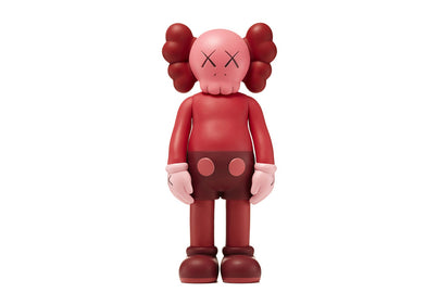 KAWS COMPANION RED