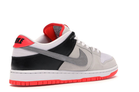NIKE SB DUNK LOW INFRARED ORANGE LABEL