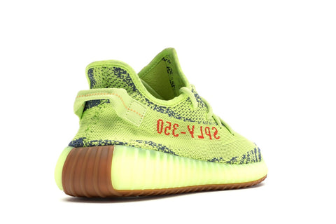 ADIDAS YEEZY V2 SEMI FROZEN YELLOW