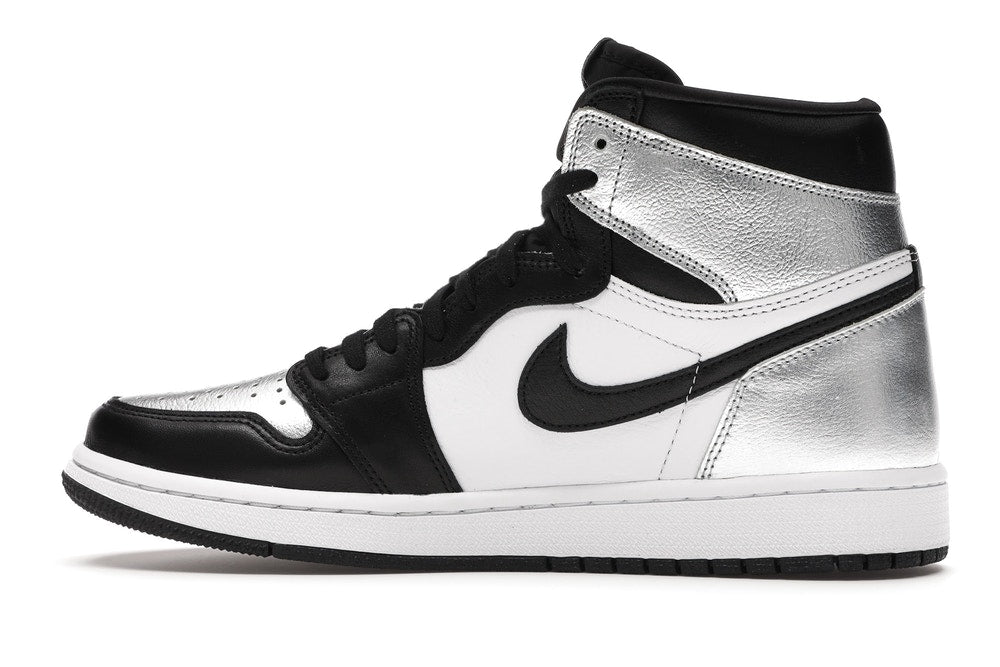 AIR JORDAN 1 RETRO HIGH SILVER TOE (WOMENS)