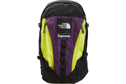 SUPREME x THE NORTH FACE EXPEDITION BACKPACK SULPHUR