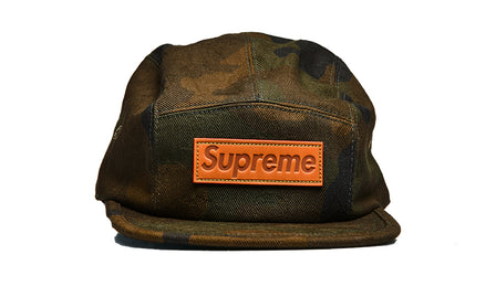 SUPREME x LOUIS VUITTON 5 PANELS CAMOUFLAGE CAP