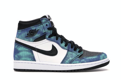 AIR JORDAN 1 RETRO HIGH TIE DYE (WOMENS)