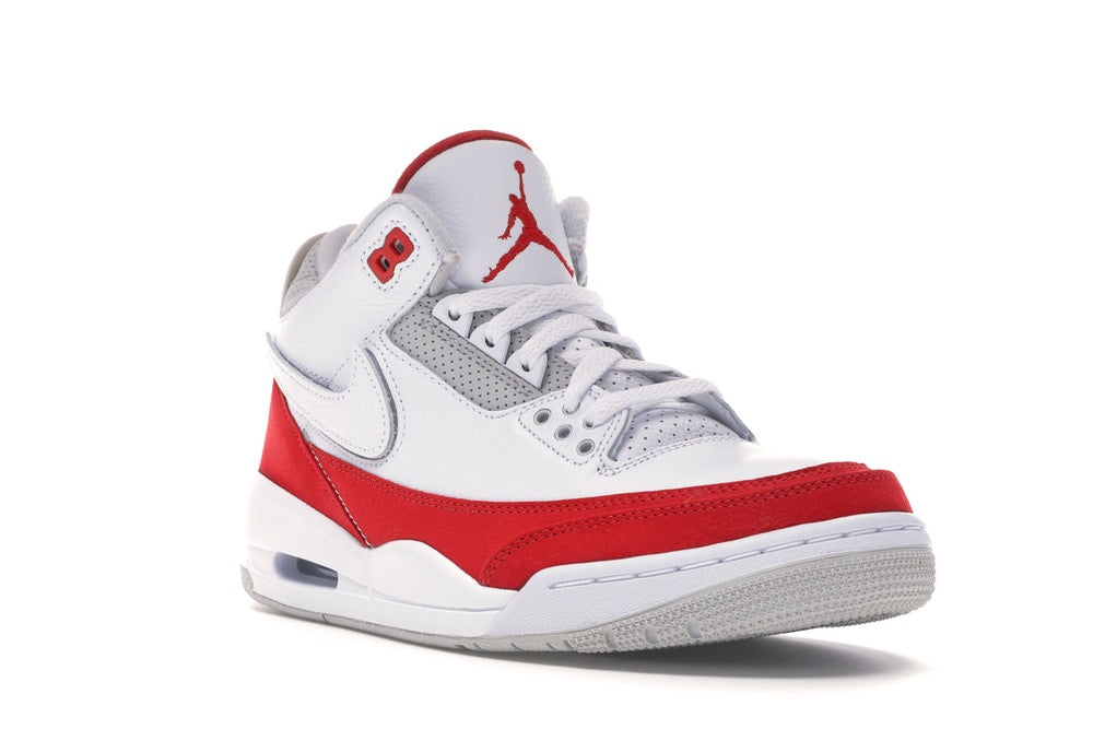 AIR JORDAN 3 TINKER WHITE/RED