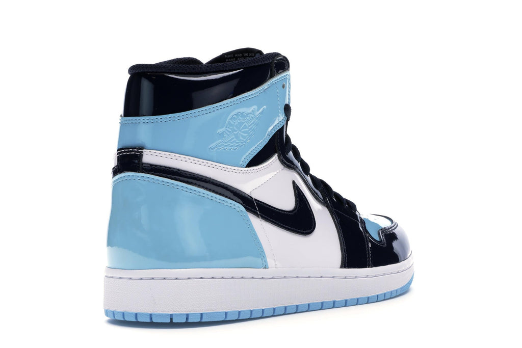 AIR JORDAN 1 UNC PATENT (WOMENS)