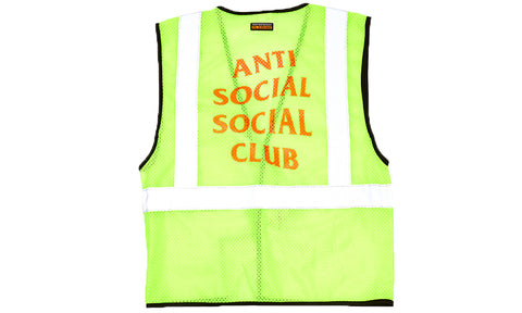 ANTI SOCIAL SOCIAL CLUB LIT VEST