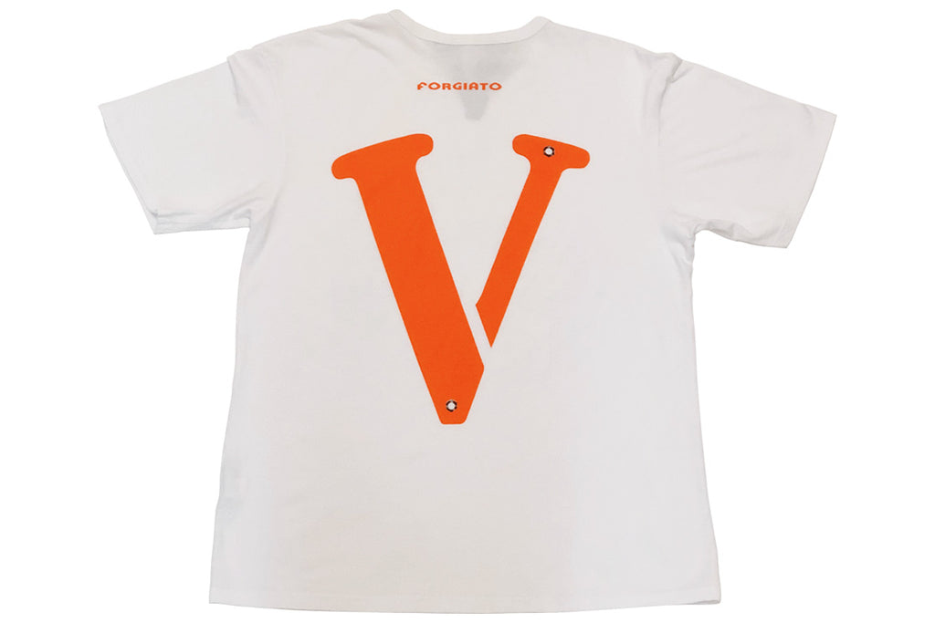 VLONE x FORGIATO TEE WHITE