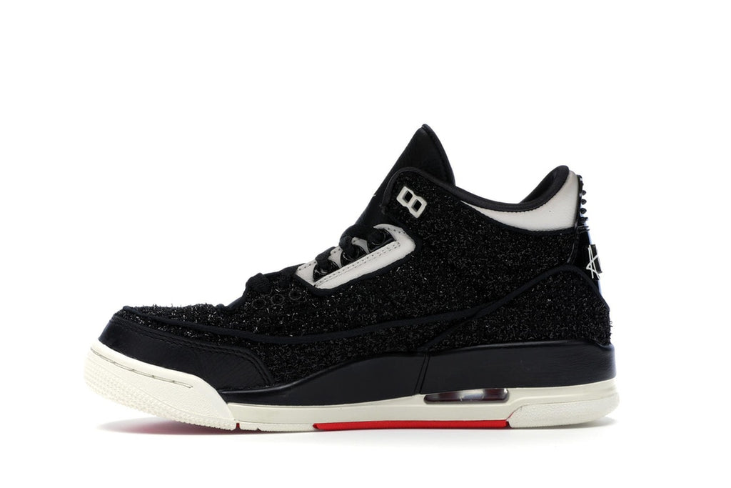AIR JORDAN 3 AWOK VOGUE BLACK (WOMENS)