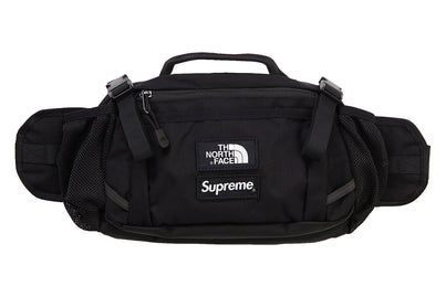 SUPREME x THE NORTH FACE EXPEDITION WAIST BAG BLACK