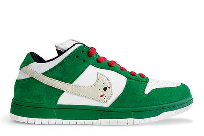 WARREN LOTAS X DUNK LOW SB JASON TOXIC GREEN