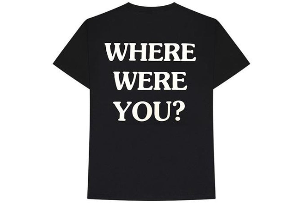 ASTROWORLD WHERE WERE YOU? FESTIVAL TEE
