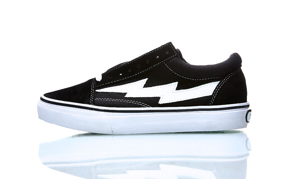 REVENGE X STORM LOW TOP BLACK