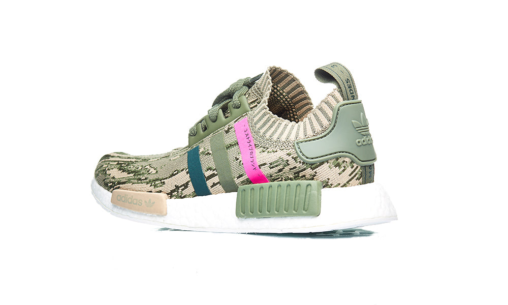 ADIDAS NMD GLITCH CAMO ST MAJOR (WOMENS)