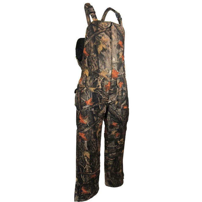 Hunting bib pants - Black Safety Pearl