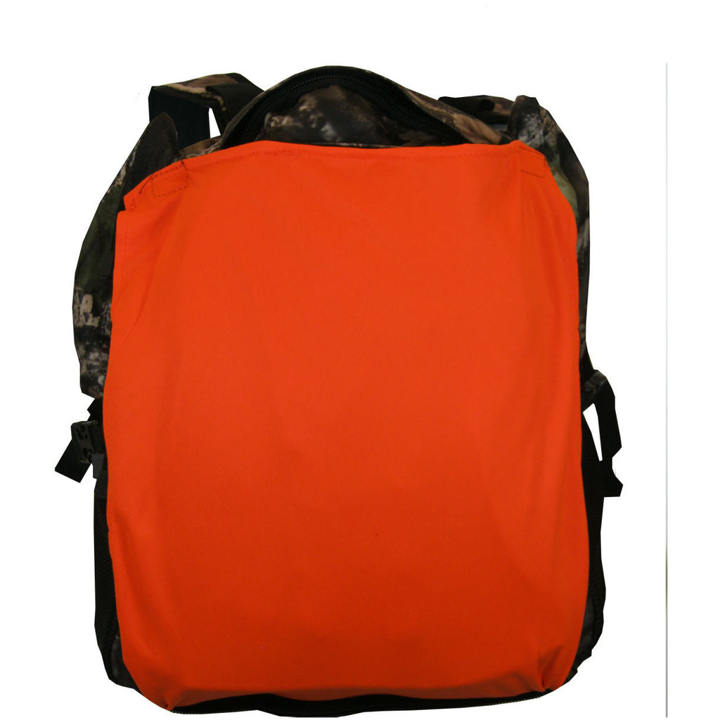 40L back pack - Black Safety Pearl