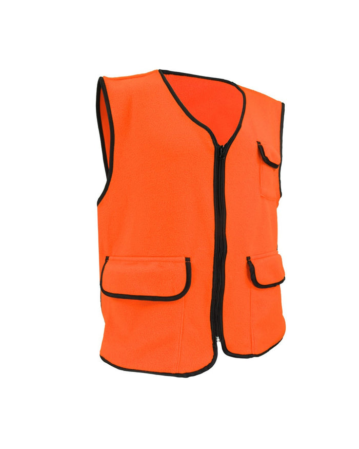 Children hunting vest - Black Safety Pearl