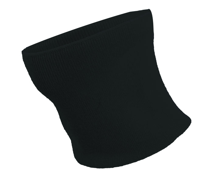 NECK WARMER - Black Safety Pearl