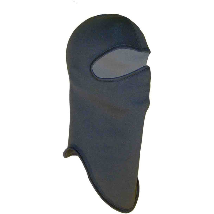 BALACLAVA (THIN FOR SNOWMOBILE) - Black Safety Pearl