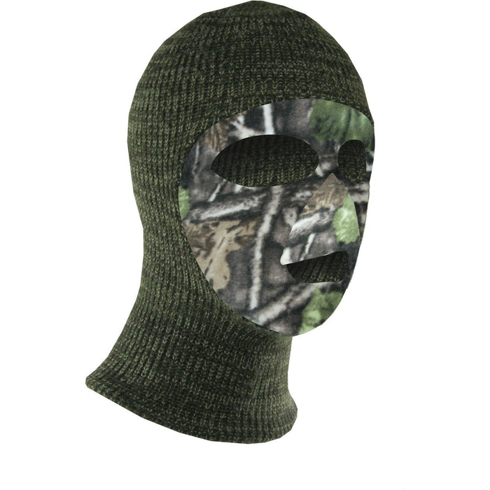 Camo balaclava - Black Safety Pearl
