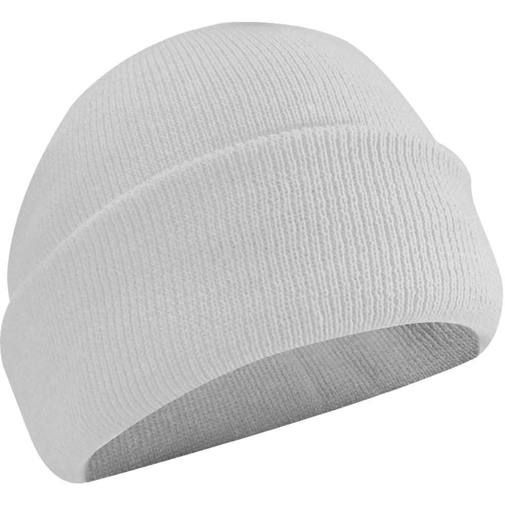 TUQUE DOUBLÉE DE THERMAKEEPER - Black Safety Pearl