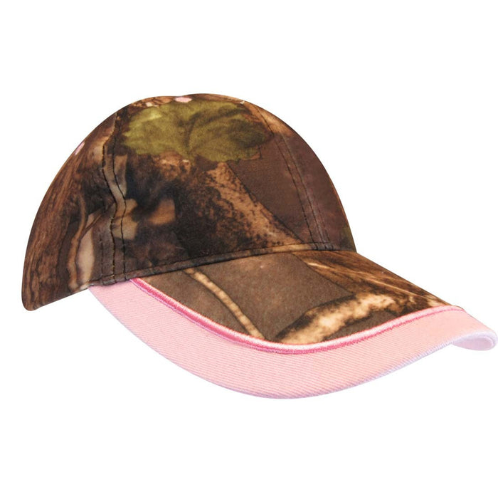 Ladies hunting cap - Black Safety Pearl