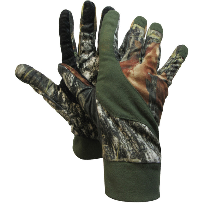 UNLINED HUNTING GLOVE - Black Safety Pearl