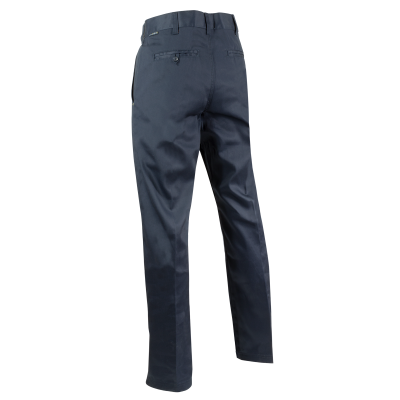 PANTALON DOUBLÉ DE POLAR - Black Safety Pearl