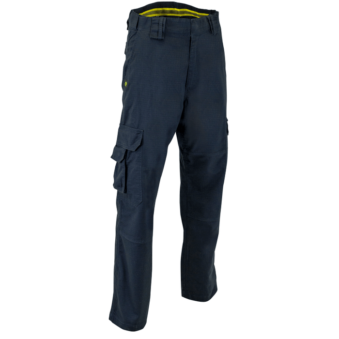 PANTALON TECHNIQUE EXTENSIBLE - Black Safety Pearl