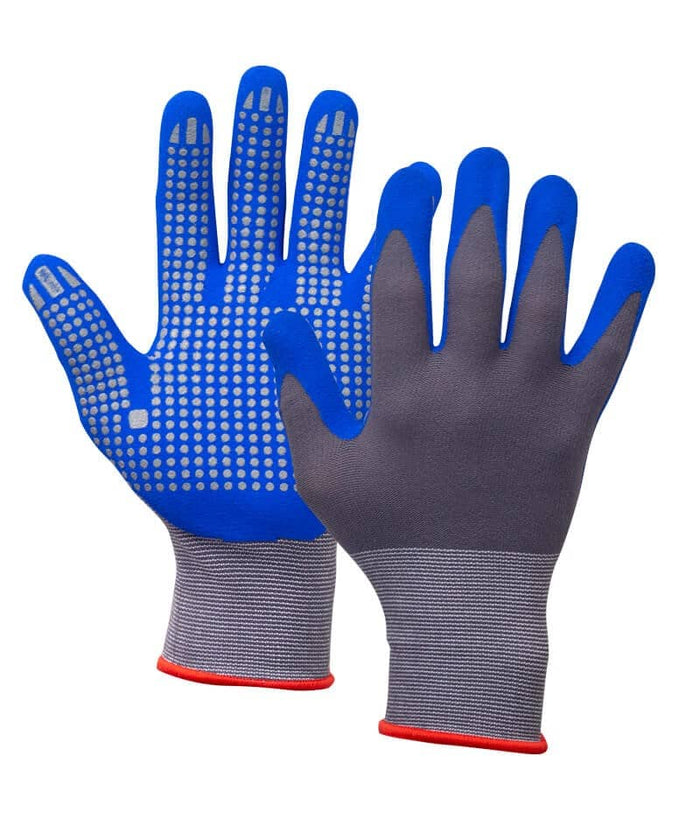 GANTS DE NITRILE - Black Safety Pearl