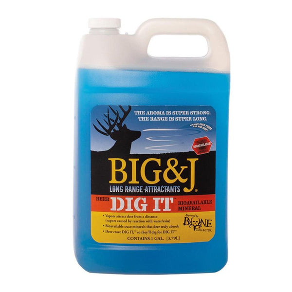 BIG & J® DEER DIG IT™ LIQUID ATTRACTANT