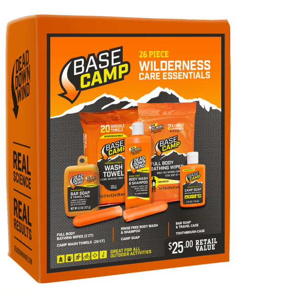 NEW! Dead Down Wind Base Camp Wilderness Care Essentials Kit