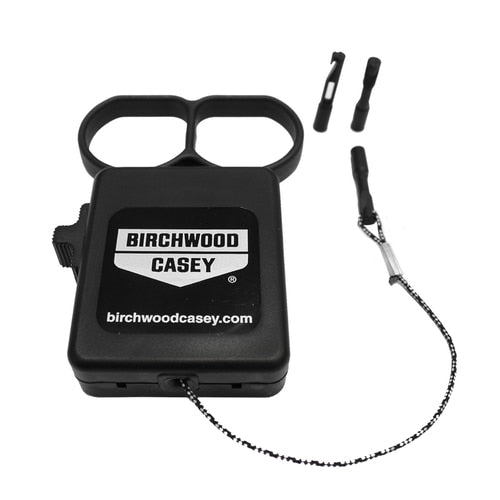 BIRCHWOOD CASEY® BORE WEEVIL™ RETRACTABLE CLEANING SYSTEM WITH 3 QUICK ATTACH ADAPTERS