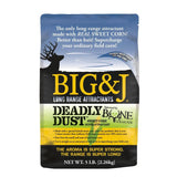 BIG & J® DEADLY DUST™ SWEET CORN ATTRACTANT  5 LB.