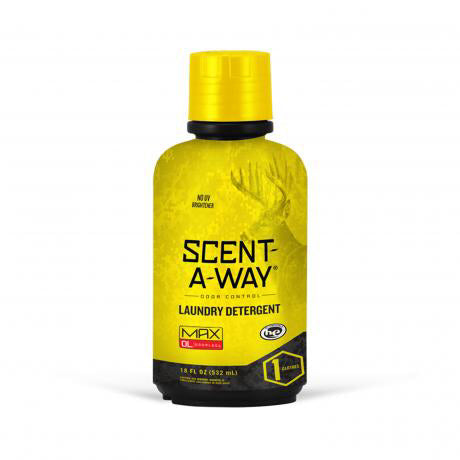 SCENT-A-WAY MAX ODORLESS LAUNDRY DETERGENT