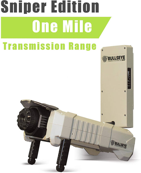SME™ BULLSEYE LONG RANGE TARGET CAMERA – SNIPER EDITION