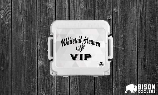 EXCLUSIVE WHO VIP 25 QT. BISON COOLER (GEN2)